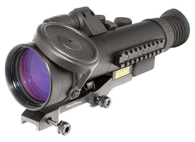 育空河夜视瞄准镜 Sentinel 3x60