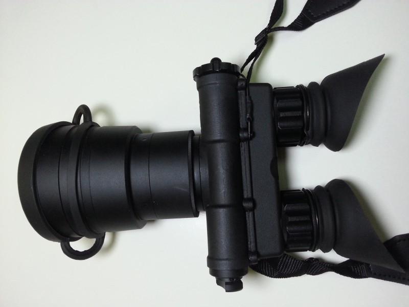 超二代JCY203双目单筒防水微光夜仪观察镜单兵夜视仪 2