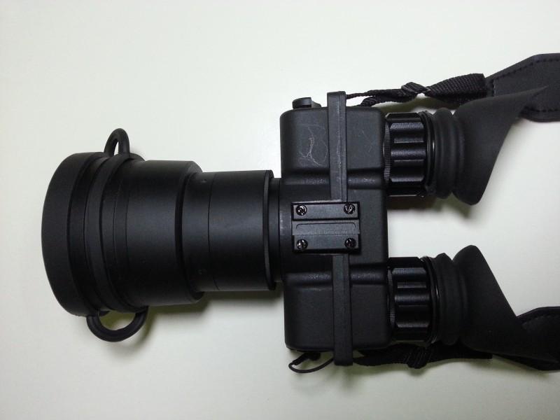 超二代JCY203双目单筒防水微光夜仪观察镜单兵夜视仪 1