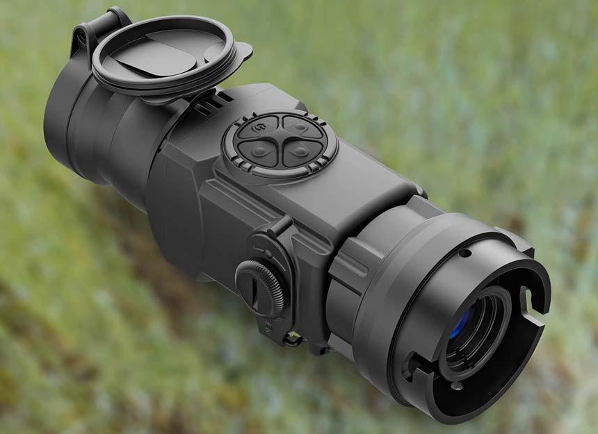 Pulsar脉冲星热瞄Core FXQ38 #76453 白光瞄准镜前置热成像