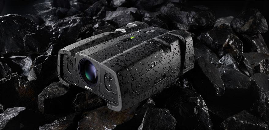 n理光NV-10A 数码透雾稳像夜视拍照摄录仪