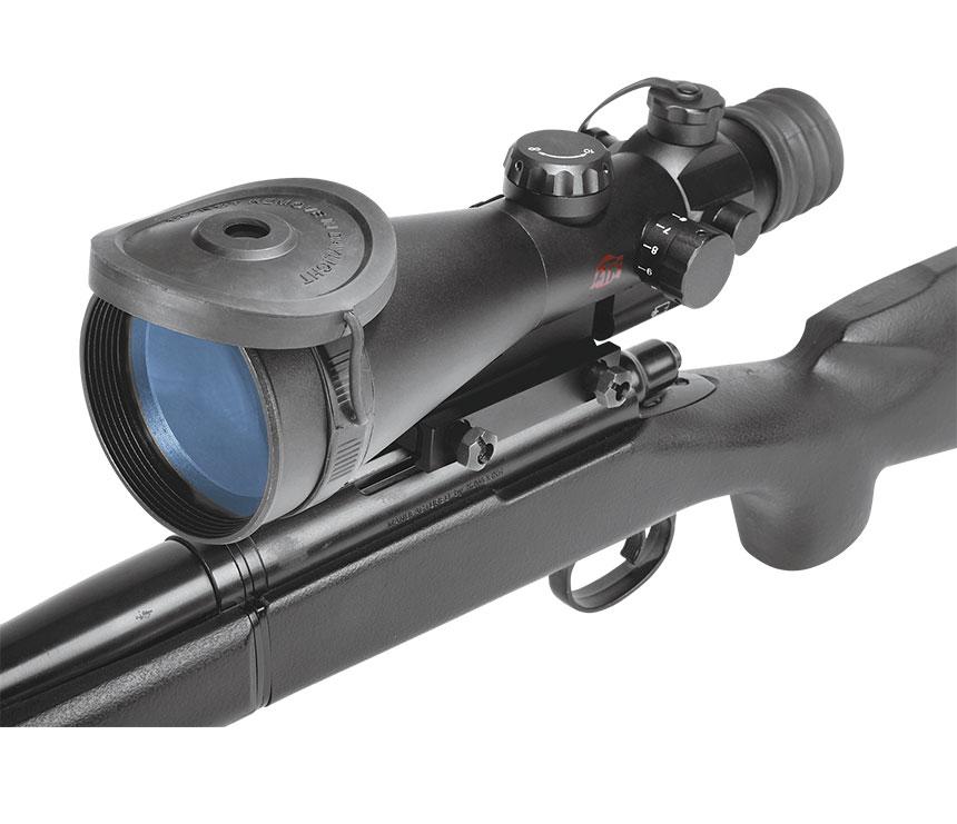 原装进口美国 ATN ARES 6-3 战神系列 三代夜视瞄准镜