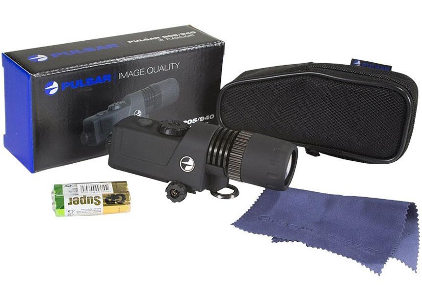 脉冲星 805nm 夜视仪 红外发射器 补光灯 Pulsar 805 #79071