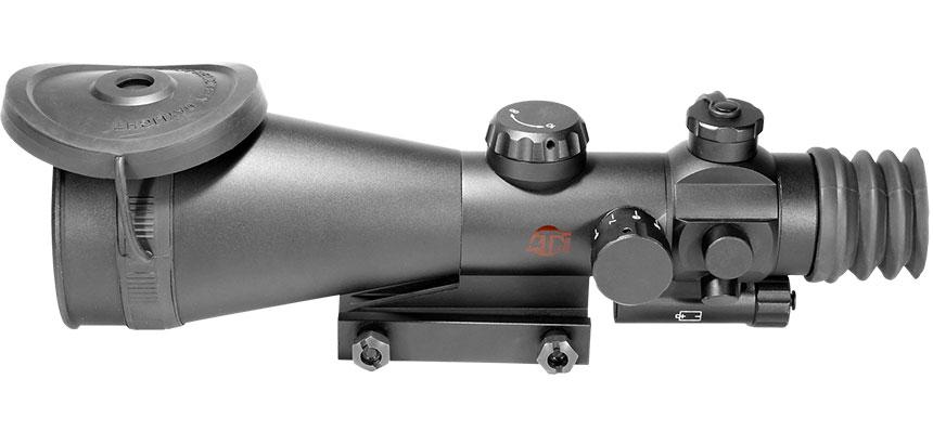 美国 ATN ARES 6-3P 战神系列 三代增强型夜视瞄准镜