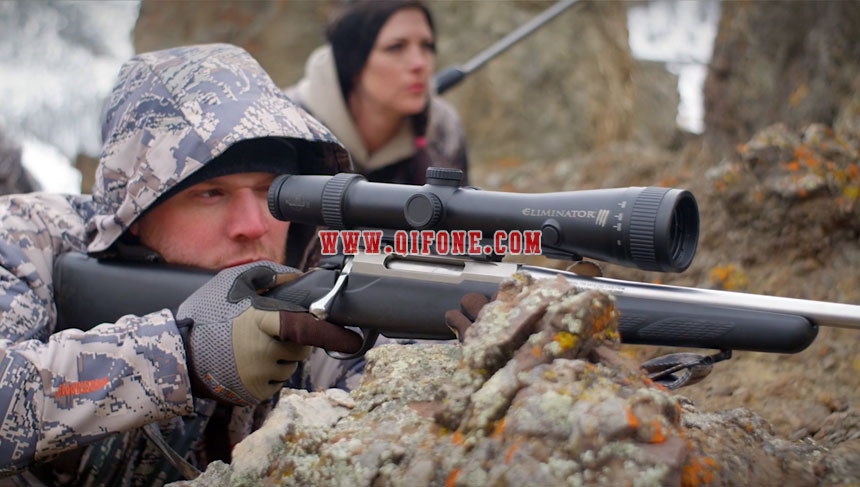 Burris伯里斯瞄准镜ballistic iii 4-16x50三代 测距 弹道计算